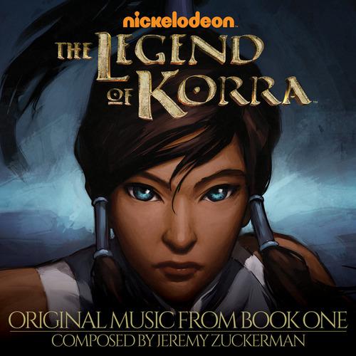Korra soundtrack