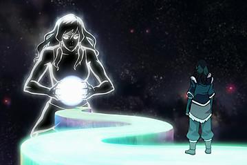 Cosmic korra